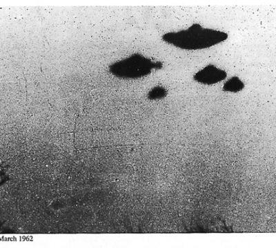 CIA libera documentos sobre avistamientos de ovnis para la cuarentena