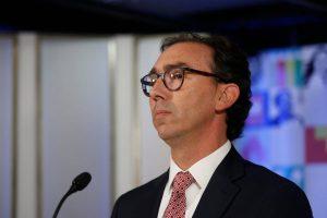 Raúl Figueroa dice que el Gobierno está trabajando en un retorno a clases gradual