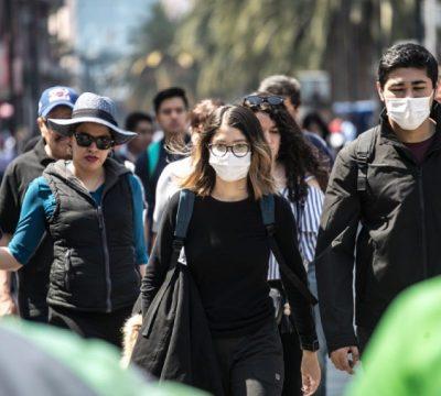 Coronavirus en Chile: 3.404 casos y 18 fallecidos en total