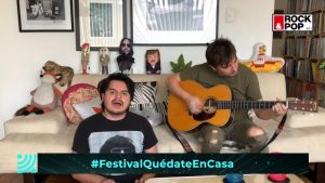 Festival quédate en casa ver online