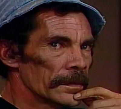 Nieto del actor de Don Ramón compartió inédita foto de su abuelo