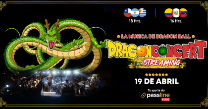 dragon concert