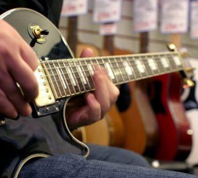 Gibson libera tres meses de clases de guitarra gratis