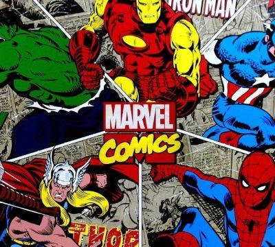 Los comics más populares de Marvel se podrán leer gratis hasta mayo
