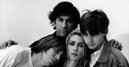 Sonic Youth publica 12 de sus icónicas presentaciones en vivo