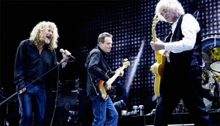 Led Zeppelin transmitirá por Youtube su icónico concierto