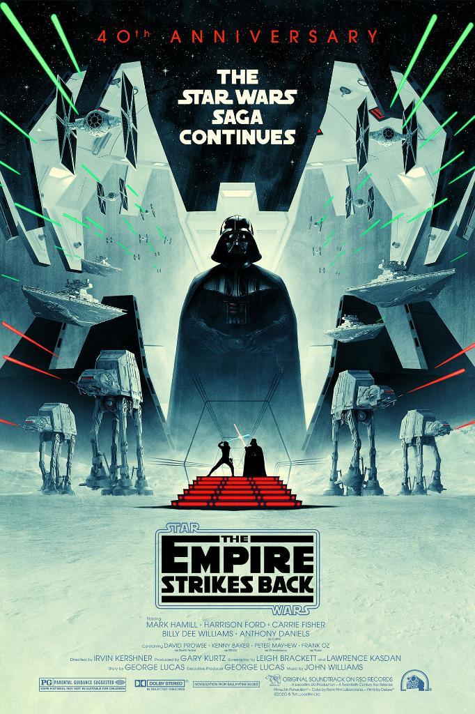 star wars el imperio contraataca aniversario