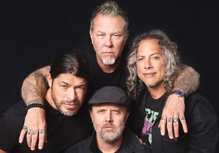 """#MetallicaMondays: La banda compartió el show completo de """"The Black Album"""""""