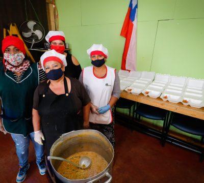 ollas solidarias chile 2020 mayo