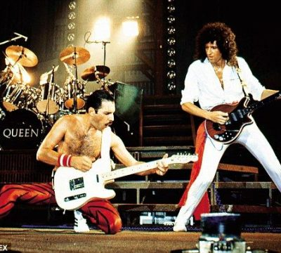 queen byran may y freddie