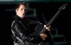 Matt Bellamy de Muse compuso una canción durante la cuarentena