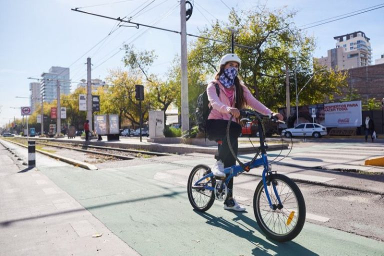 bicicleta producto esencial cuarentena