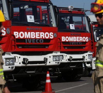 bomberos recorte presupuesto