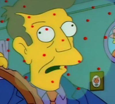 Los Simpsons predijeron la pandemia y los avispones, en igual orden