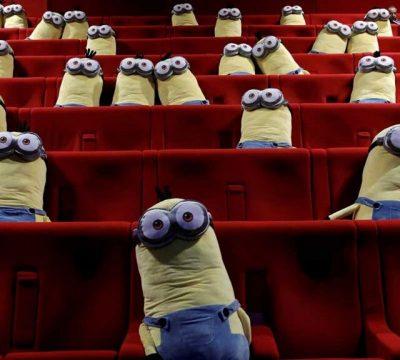 minions cines franceses