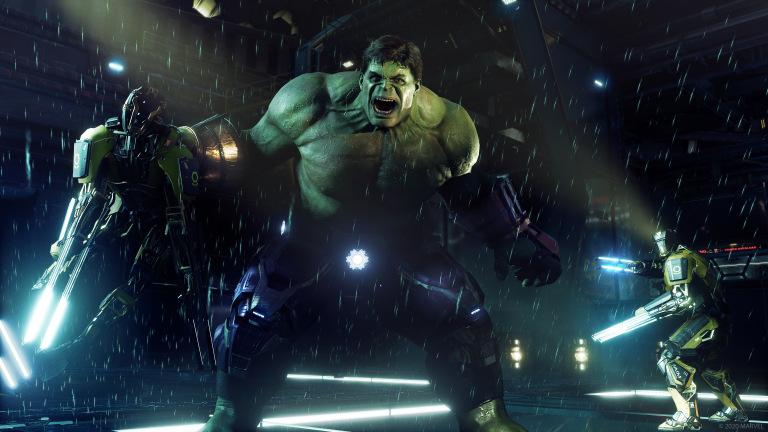 marvel avengers playstation