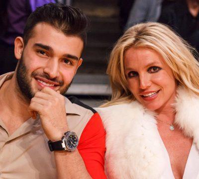 Britney Spears Sam Asghari