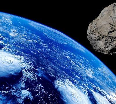 nasa asteroide trayectoria