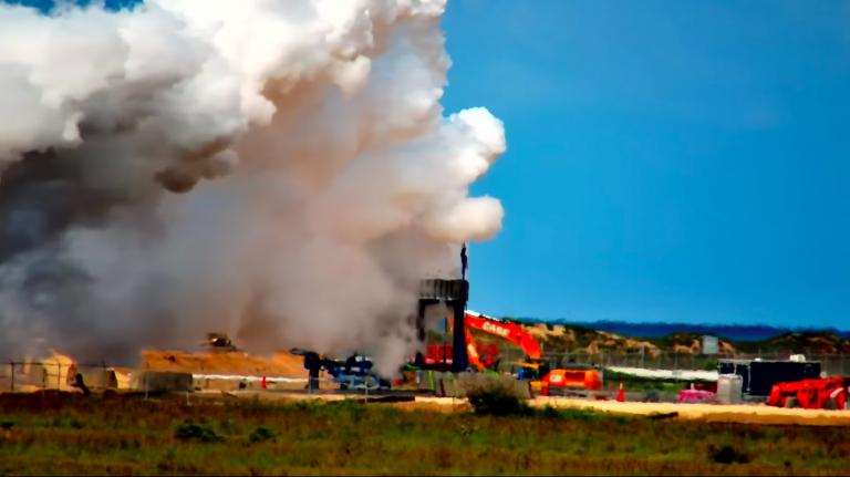 spacex explosión