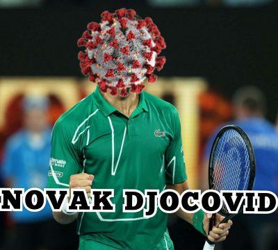 reacciones djokovic covid
