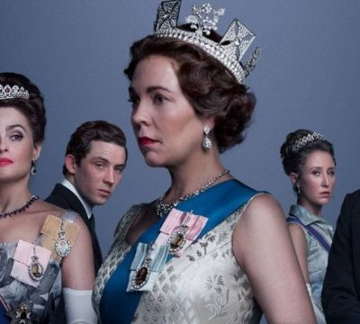 serie de ficción The Crown