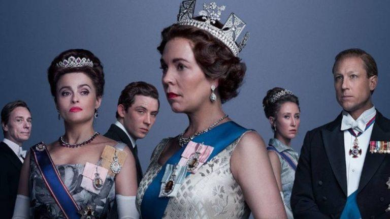 serie de ficción The Crown