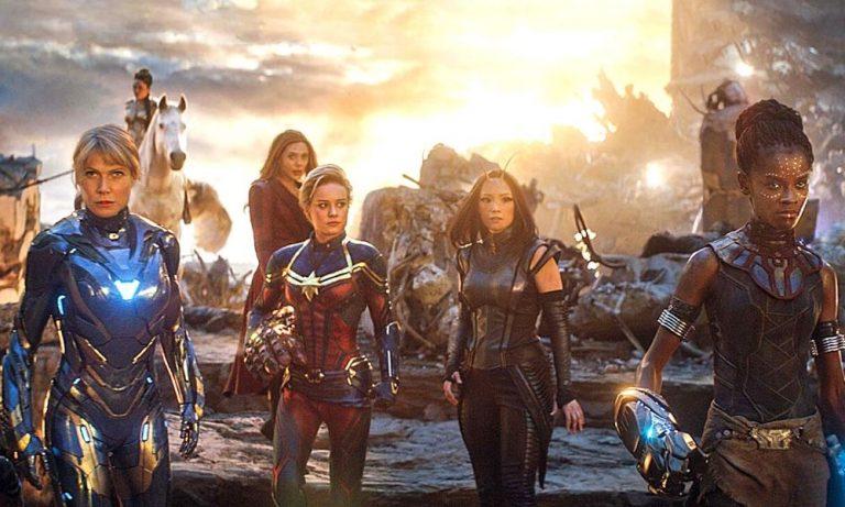 avengers endgame diversidad