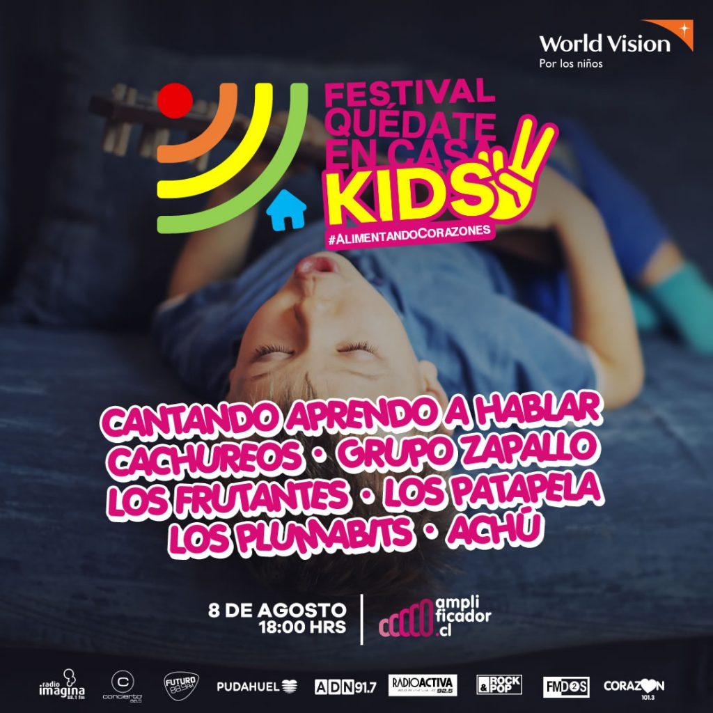 festival quedate en casa kids 2