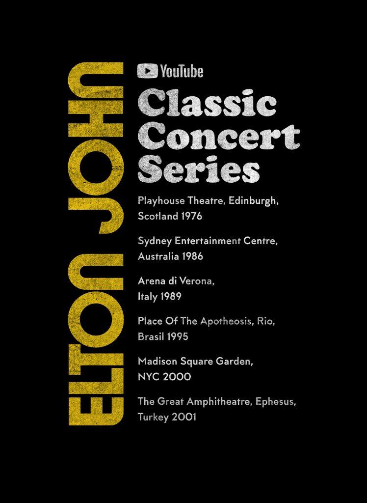 """Elton John: Classic Concert Series"""