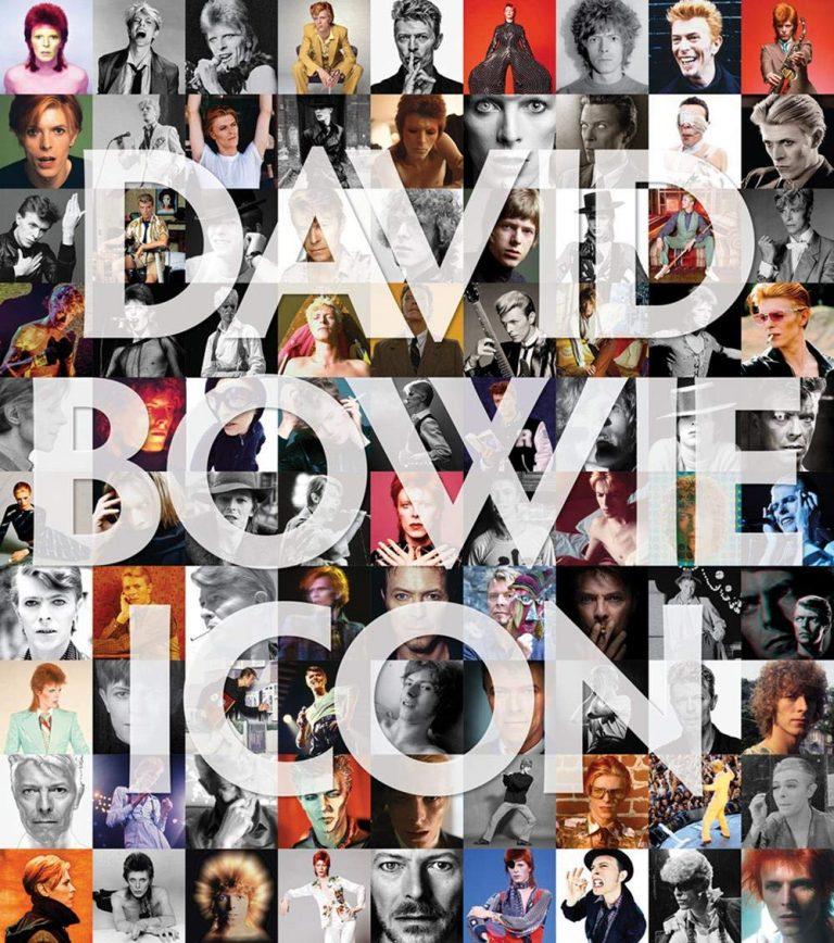 David Bowie: Icon libro 2020