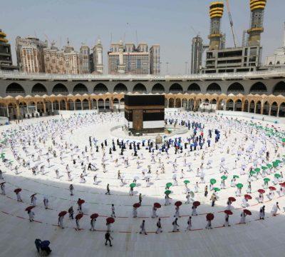 peregrinacion mecca 2020