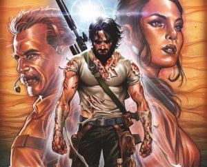 Mostrar protagonista del comic de Keanu Reeves