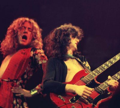 jimmy page guitarristas referentes