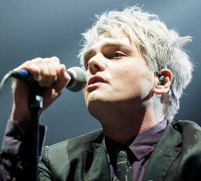here comes the end gerard way