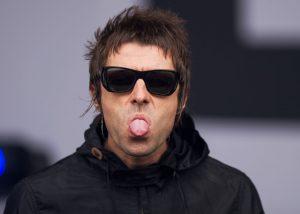 Liam Gallagher Damon Albarn