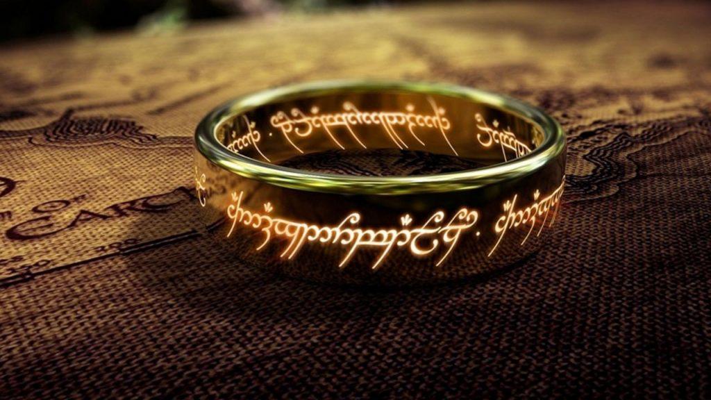 serie señor de los anillos