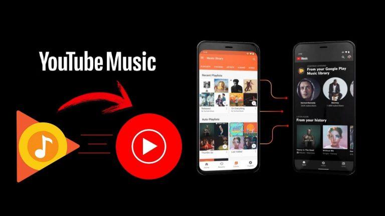 google play music no va mas