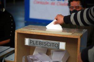 Plebiscito en tiempos de pandemia: ¿cómo votarán los contagiados?