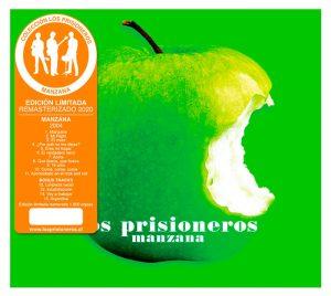vinilo manzana los prisioneros