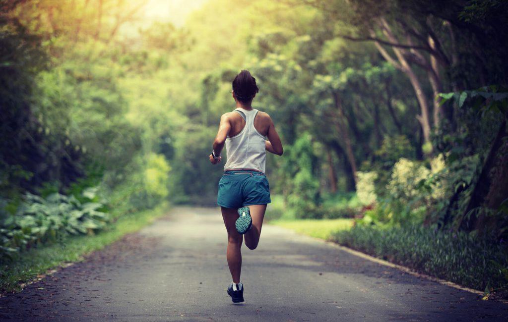 deporte etapa de transicion distancia trote