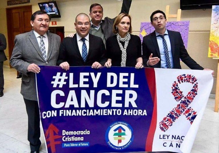ley del cáncer