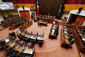 Plebiscito: Congreso despachó proyecto de ley que regula gasto electoral