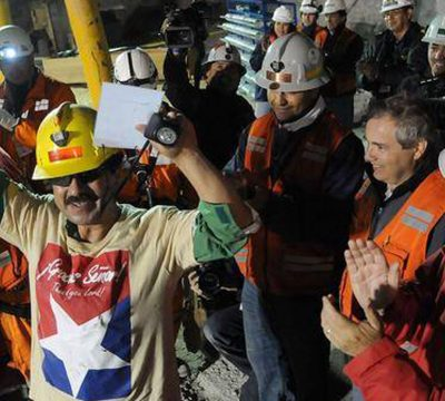 rescate mineros 10 años