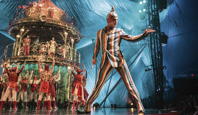 Cirque Du Soleil llegará gratis hasta la comodidad de tu casa — Rock&Pop