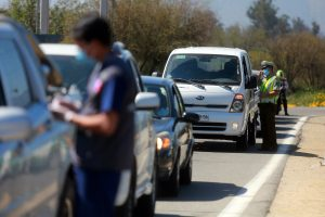 Durante fiestas patrias se registraron 425 accidentes de tránsito