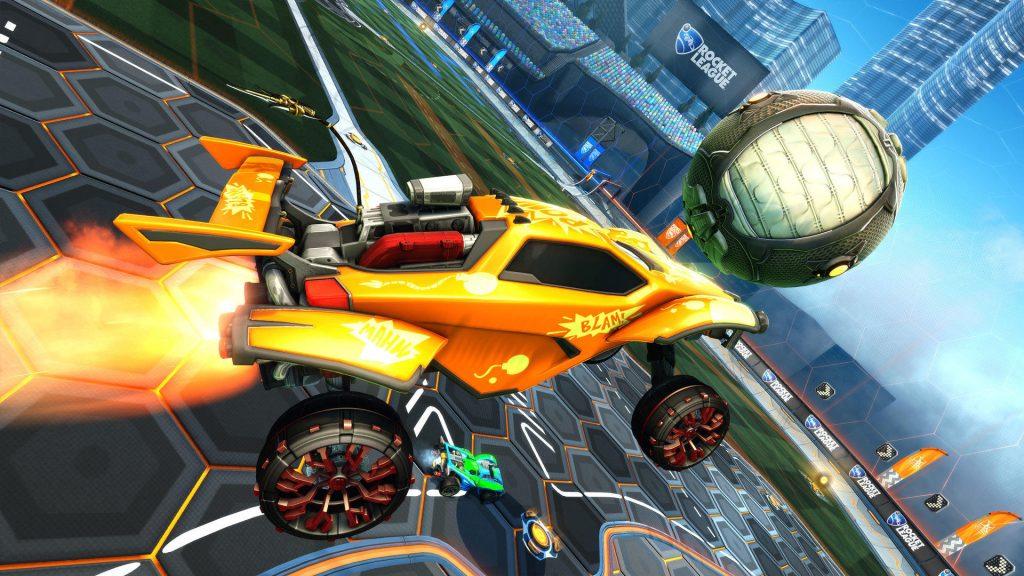 rocket league como jugar2