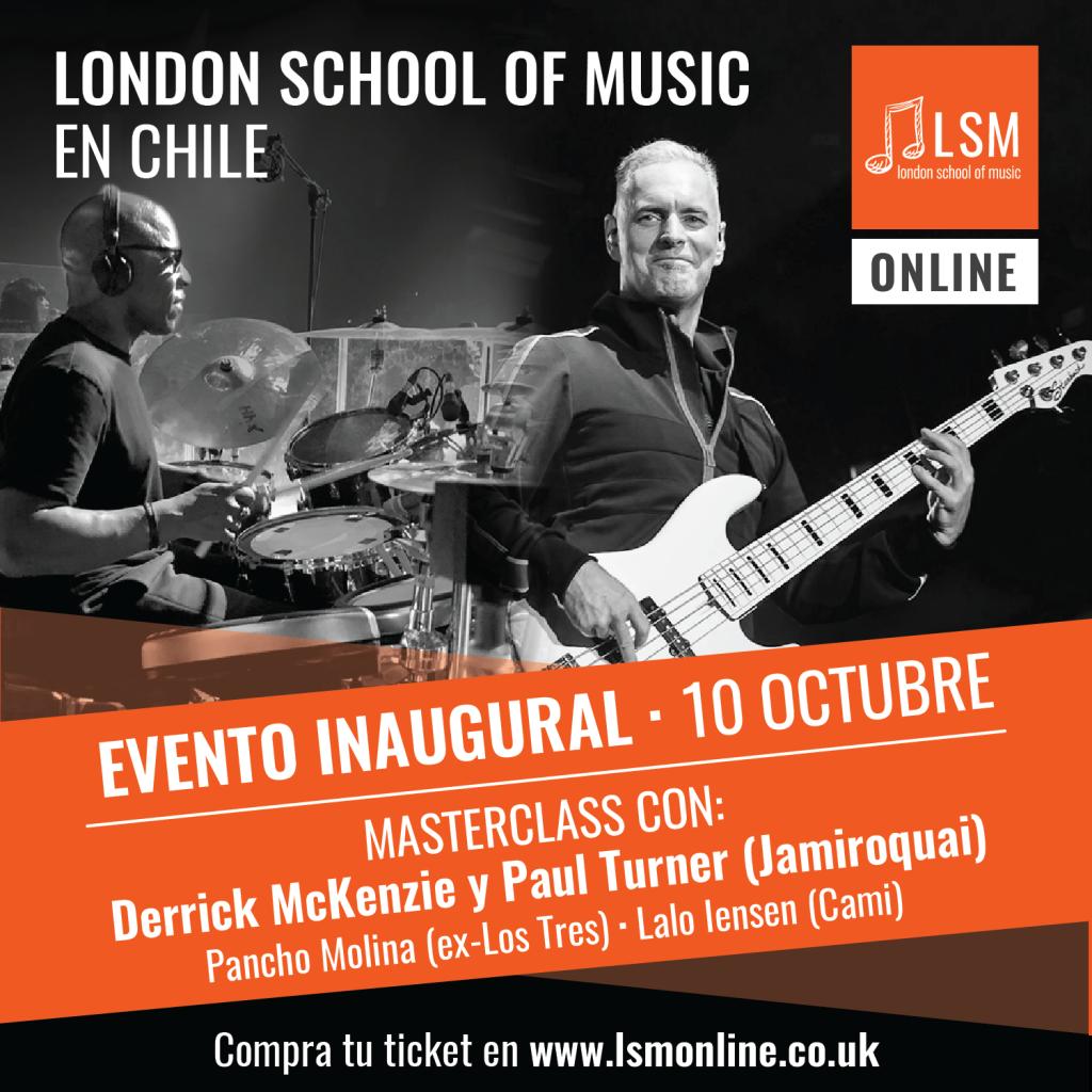 escuela de musica de londres chile
