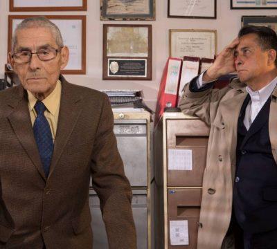 """""""El Agente Topo"""" representará a Chile en los Premios Goya 2020"""