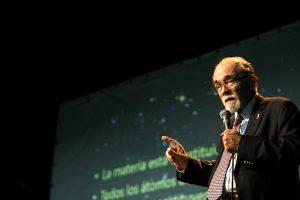 José Maza charla