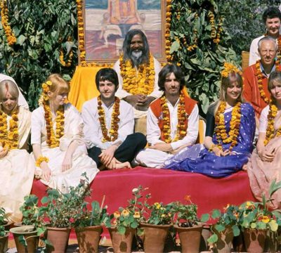 The Beatles india